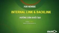 Hướng dẫn tạo Internal Link và Backlink